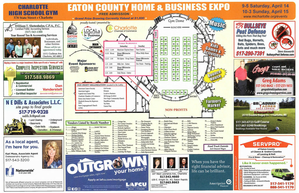 County Journal Expo Ad